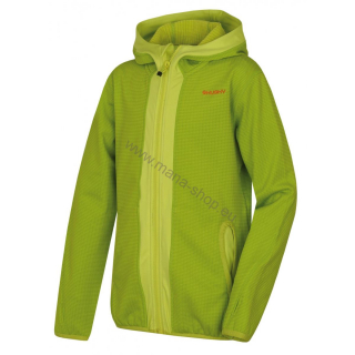 Kinder Pullover ARTIC ZIP KIDS M grün