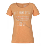 Damen T-Shirt TINGL NEW HUSKY orange